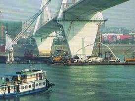 大桥施工案例图